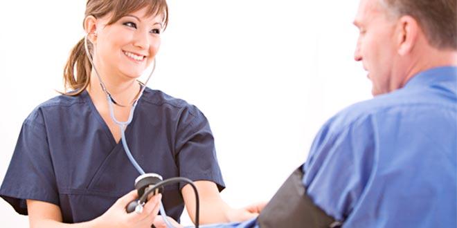 Cuidados básicos de un auxiliar de enfermería