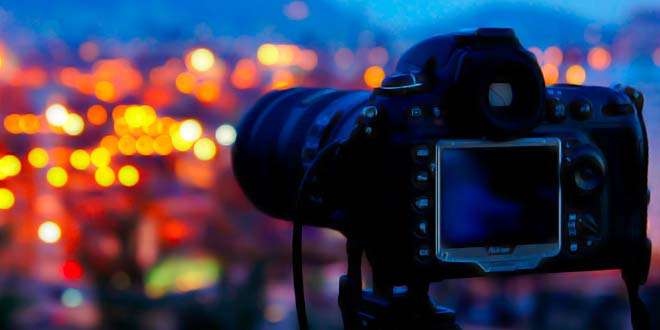 5 técnicas que aprenderás en un curso de fotografía