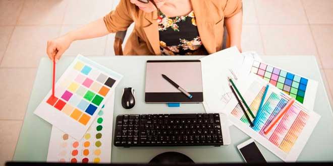 ¿Qué aprenderás en un curso de diseño gráfico?