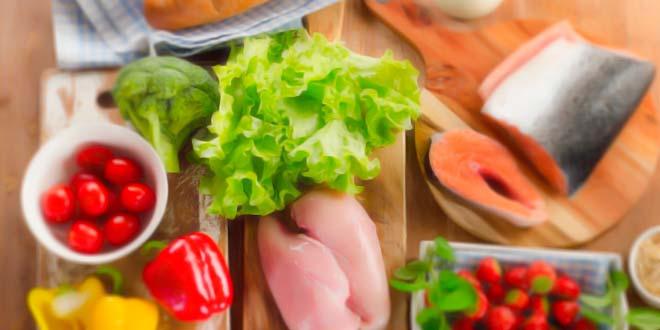 Cómo bajar de peso con una dieta equilibrada