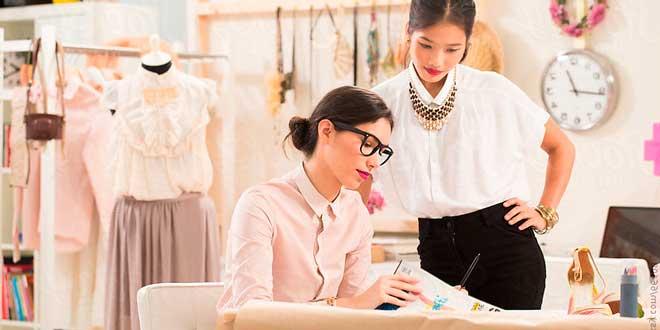 Consejos para triunfar en el diseño de modas