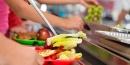 Alimentación equilibrada en la infancia