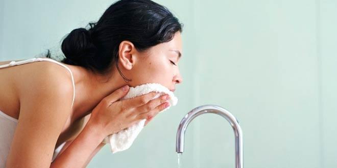 5 Beneficios de la limpieza facial profunda