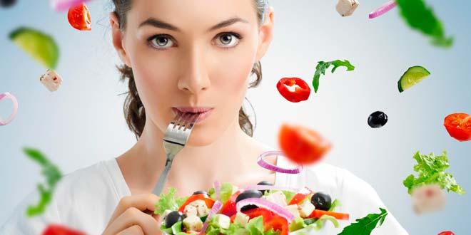 Diferencias entre alimentación y nutrición