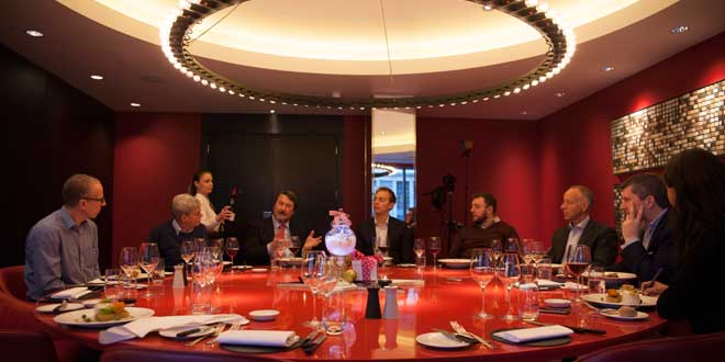 Reglas de protocolo para la mesa redonda