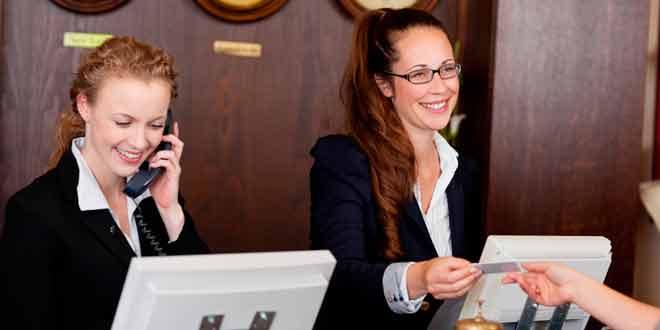 Los mejores tips para convertirte en recepcionista
