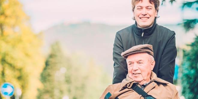 5 consejos sobre el cuidado de personas mayores