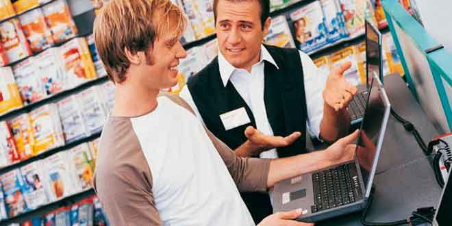 Principales funciones de un vendedor modelo