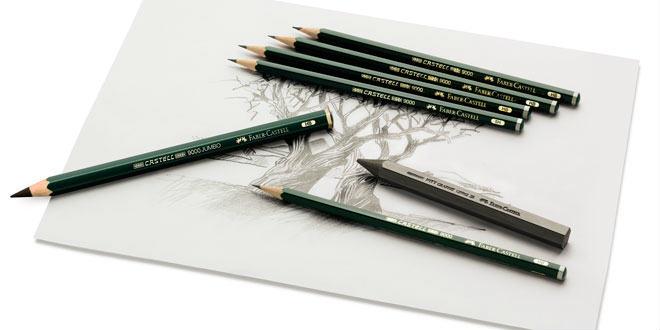 Principales técnicas del dibujo artístico