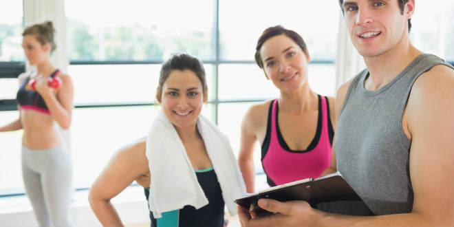 ¿Qué aprenderás en un curso personal trainer?