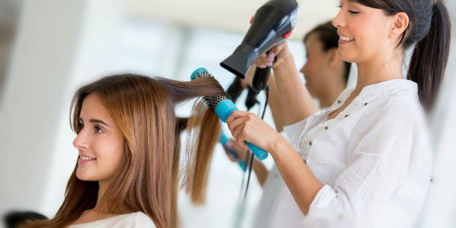Cursos de peluquería. Una opción con salida laboral
