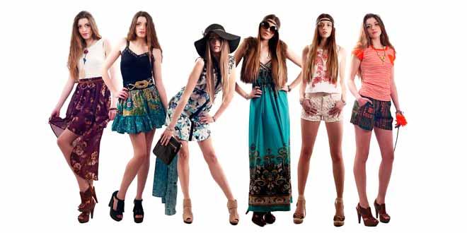 Cuáles son los tipos de moda que existen