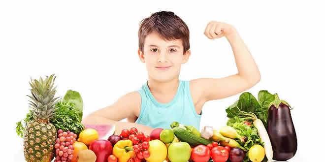 Nutrición infantil y recetas saludables