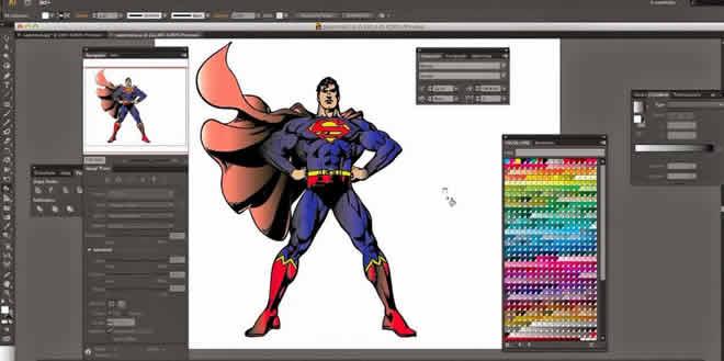 Illustrator y sus principales funciones
