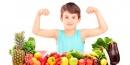 Alimentacion saludable para niños que practican actividad física