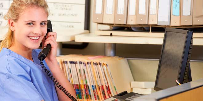 El secretariado médico y su perfil profesional