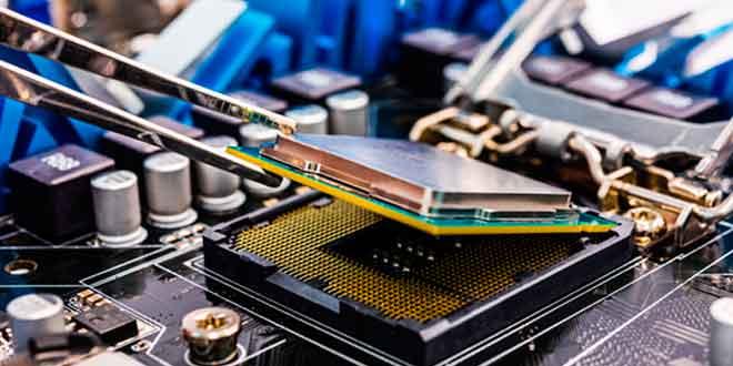 La reparacion de PC y la tarea de ensamblaje