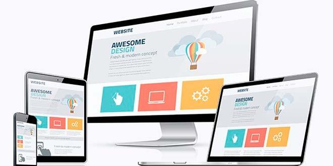 Tendencias en diseño web: el estilo plano