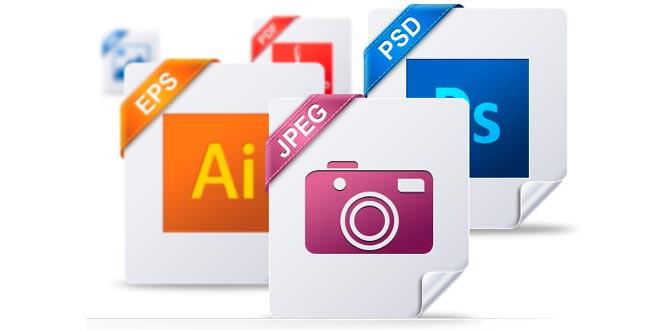 El diseño grafico y los formatos de imagen