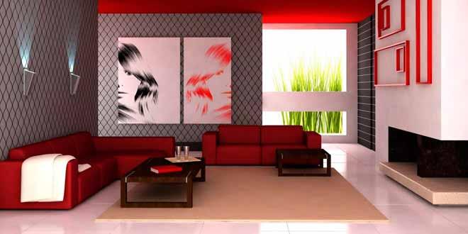 el estilo moderno en la decoracion de interiores fude
