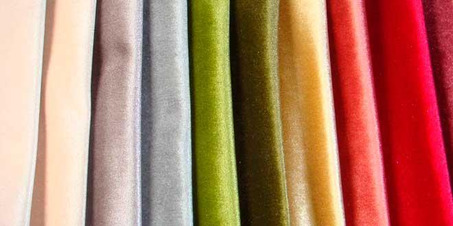 Los diferentes tipos de tela en el diseño de indumentaria