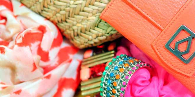 Cómo combinar los accesorios de moda