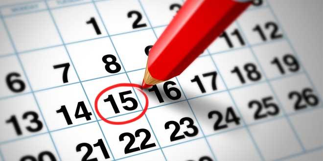 Los días feriados y la liquidacion de sueldos