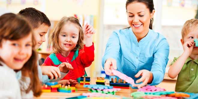El asistente materno infantil y la estimulación temprana