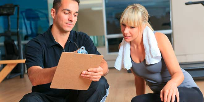 Tips para convertirte en un personal trainer exitoso