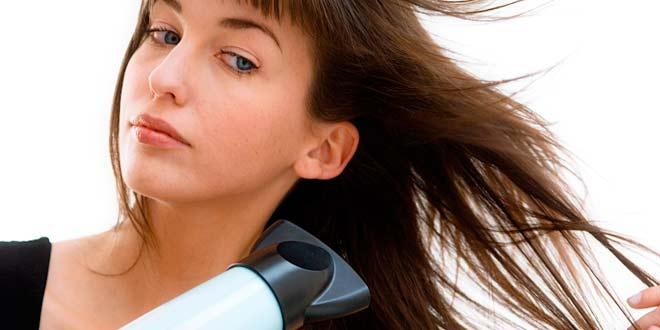 Consejos de peluqueria profesional para secarse correctamente el cabello