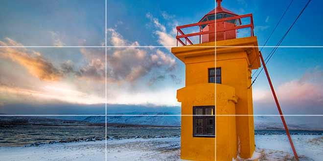 La importancia de la composición en fotografia