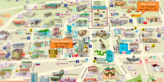 Simples consejos para diseñar un circuito turístico