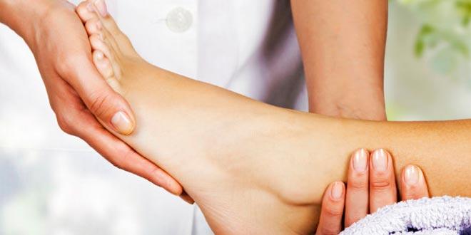 Cursos de estética y salud del pie