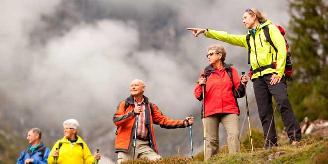 Las excursiones turísticas y sus diferentes clases