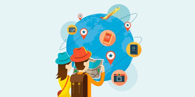Tres cursos a distancia para estudiar Hotelería y turismo