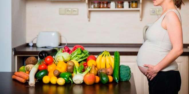 ¿Cómo deben ser las dietas para embarazadas?
