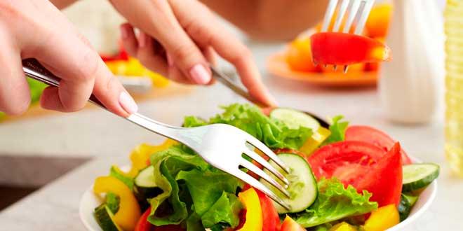 Tips para una alimentacion saludable