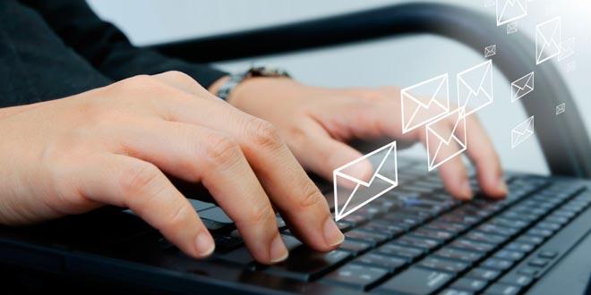 Consejos para enviar un correo electronico