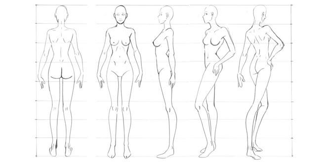 El rol de los figurines en el diseño de indumentaria