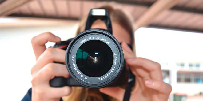 Estudiar fotografía es cada vez más simple