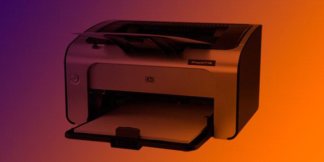 ¿Cómo cuidar una impresora láser?