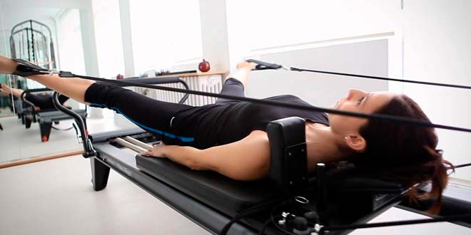 ¿Cómo aprovechar el pilates reformer?