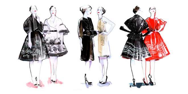 Puntos claves del diseño de alta costura