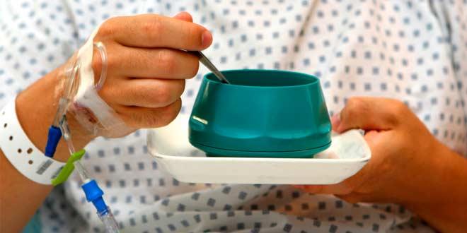 El servicio de nutrición en hospitales