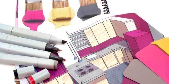 Elementos clave del diseño de interiores