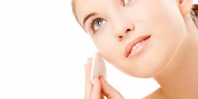 La limpieza facial en los adolescentes