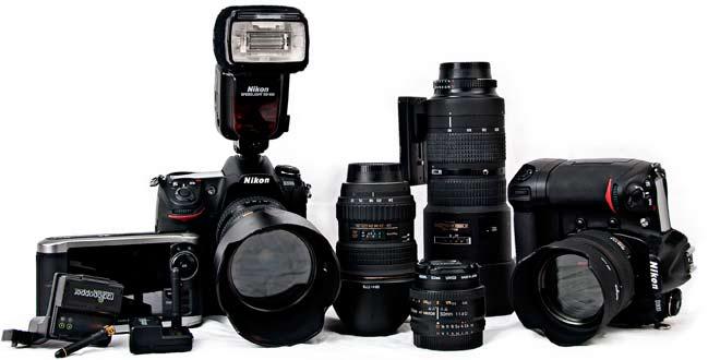 Curso de fotografía especial para principiantes