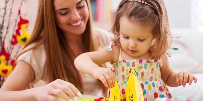 ¿En qué consiste el trabajo de niñera?