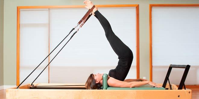 Pilates reformer y elasticidad