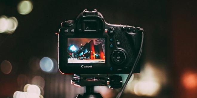 Cursos online de fotografía